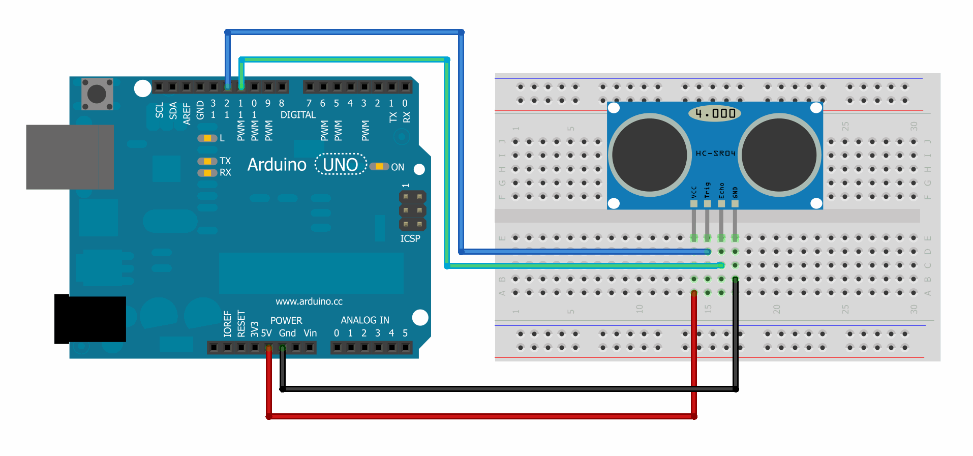 Arduino newping download